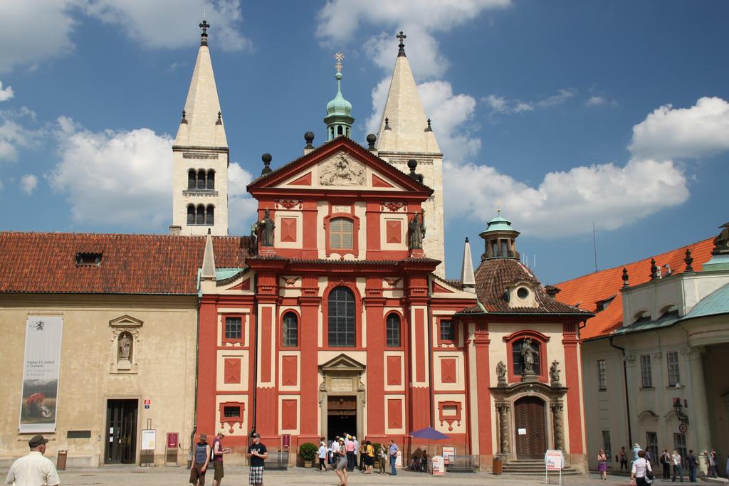 Базилика Святого Георгия в Праге