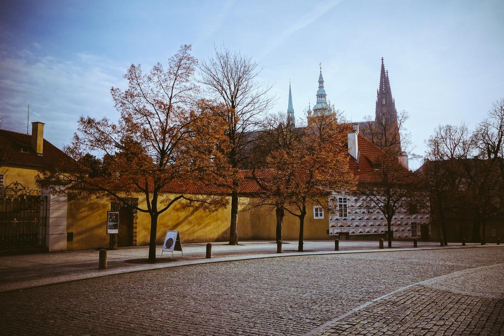 Градчаны, Прага