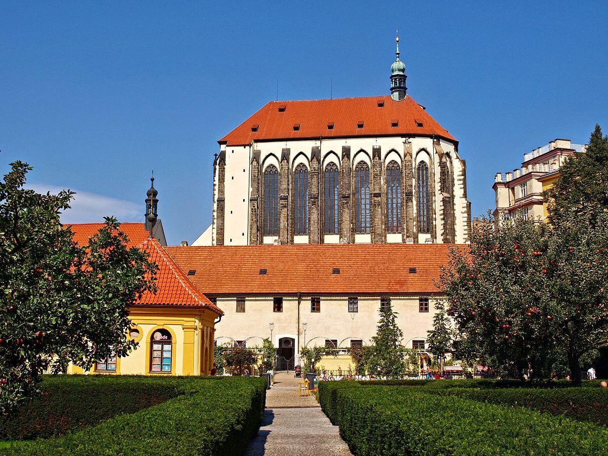 Храм Девы Марии Снежной в Праге