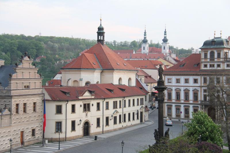 Церковь Святого Бенедикта в Праге
