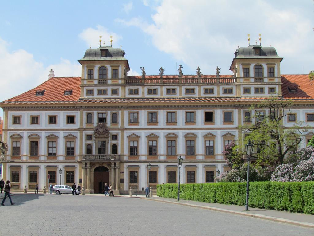 Тосканский дворец в Праге