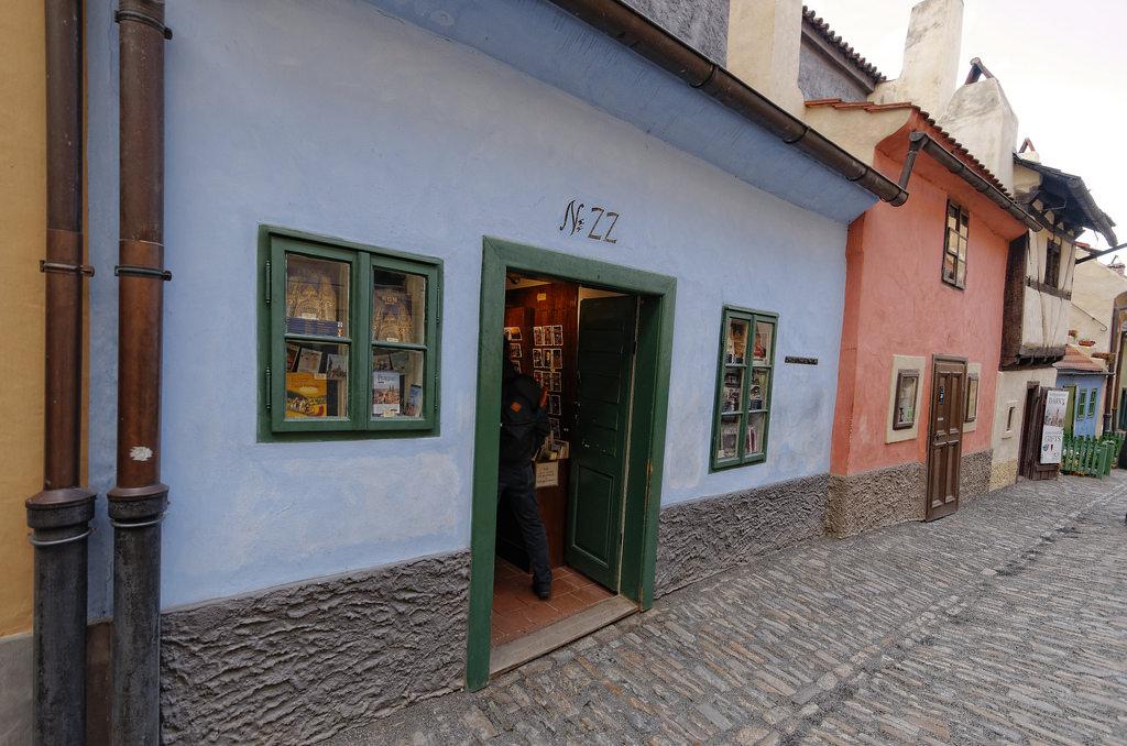 Маст Си: Злата улочка в Праге